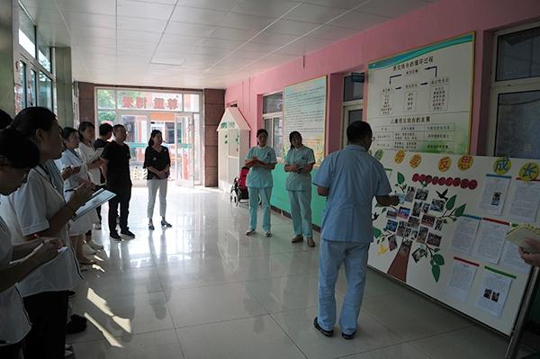医教结合展成效,百花齐放筑成长——集团康复教育科研指导中心开展课题结题汇报展示活动